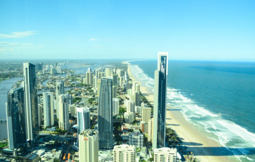 Skypoint Gold Coast Queensland