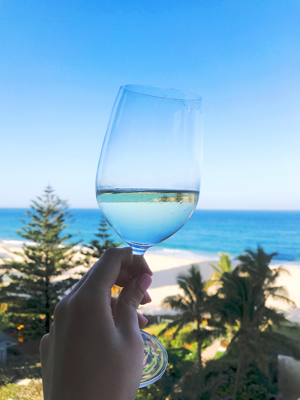 Sunshine and wine gold coast
