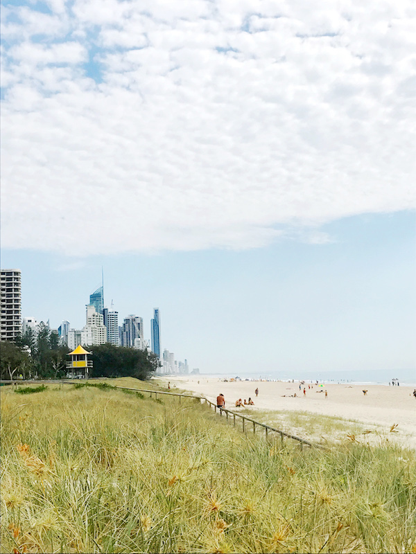 surf life saving hut gold coast