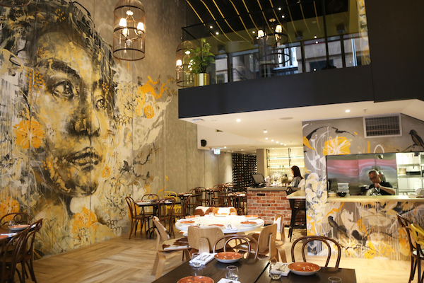 Burma Lane Melbourne CBD Restaurant