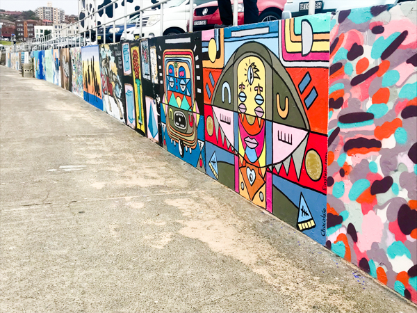 Bondi Street Art Sydney