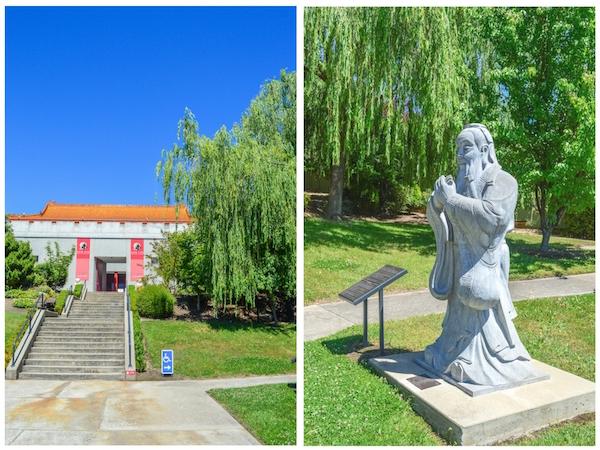 Gum Sam Chinese Heritage centre ararat