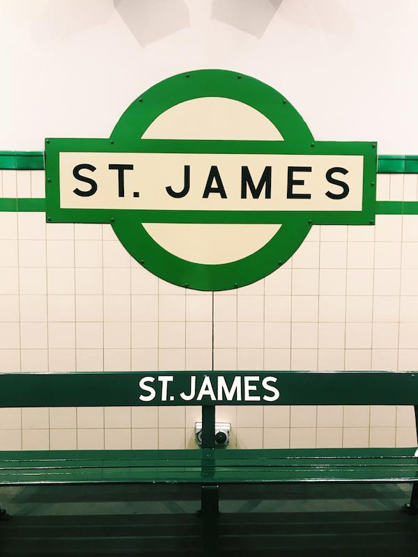 art deco st james station sydney