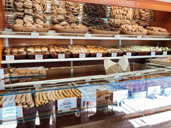 Bakery in athens