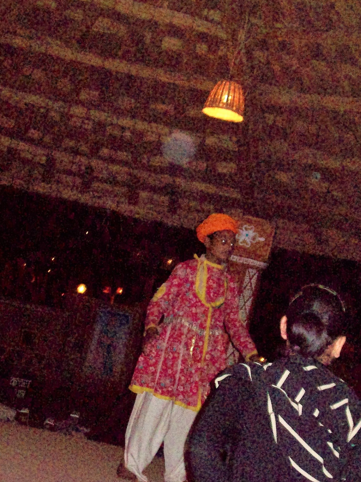 Dance Act in chowki dhani, jaipur India