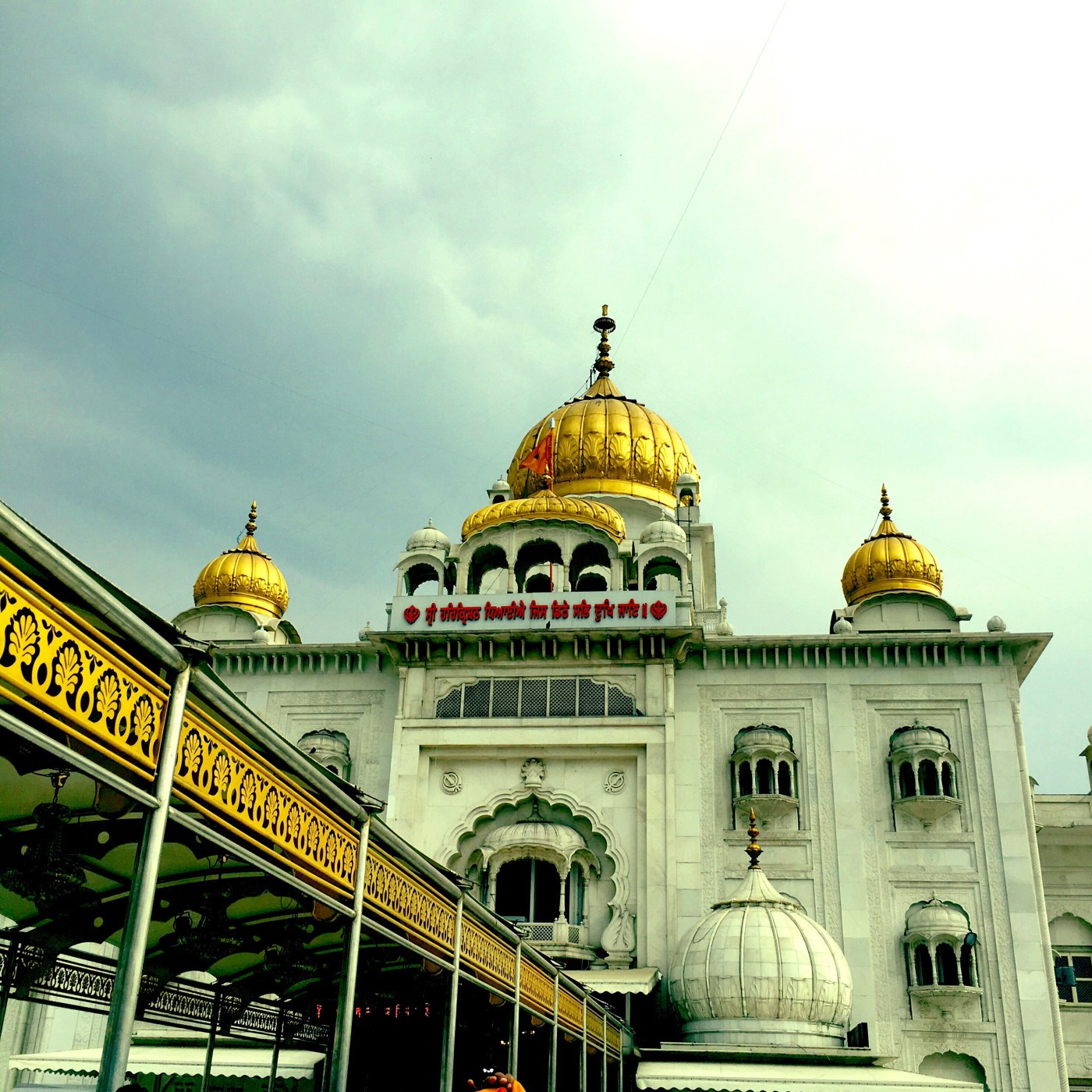 Gurudwara Bangla Sahib Delhi, India | Places to see in Delhi || Things to do in Delhi || Travelling || Travel || #thewanderingcore #travel #asia #india