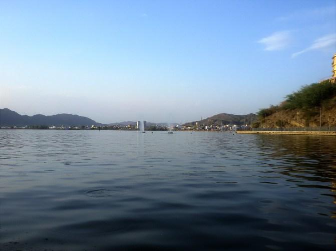 Things to see in Ajmer | Ajmer Lake | Ana Sagar Lake