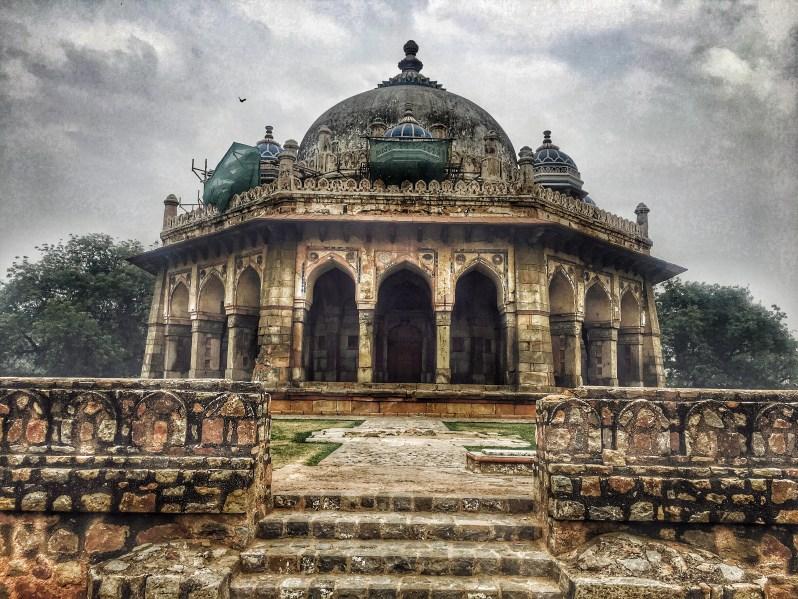 Humayun-tomb-architecture