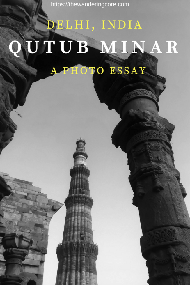 Qutub Minar, Delhi, India || Information about Qutub Minar Delhi || Facts about Qutub Minar Delhi, India || Qutub Minar Architecture || Qutub Minar History || Qutub Minar facts || Qutub Minar timings || Qutub Minar photography tips || All about Qutub Minar Delhi || places to visit in Delhi || Delhi || India || Asia || Places to see || Things to do || Travelling || Travel || #thewanderingcore #travel #asia #india #delhi #qutubminar
