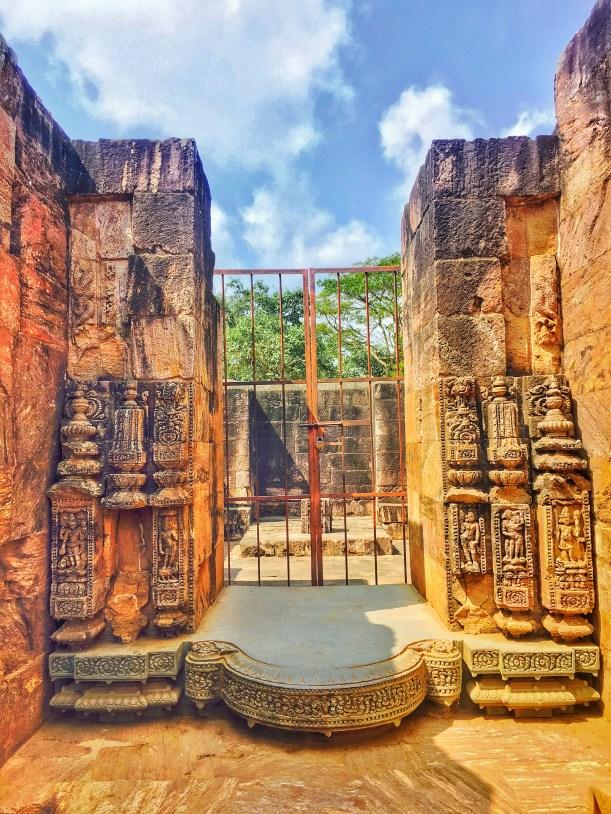temple at Sun temple konark