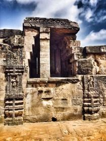 Stone carvings at Sun temple konark
