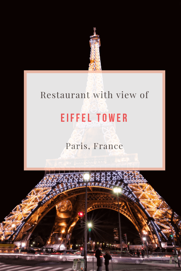 Best hotel and restaurant with view of Eiffel Tower - Paris, France! || Eiffel Tower || Eiffel Tower View || Hotel in Paris with view of Eiffel Tower || Restaurant with view of Eiffel Tower || Paris Travel || France Travel || Paris Architecture || Paris Instagram locations || Paris Instagramable || Places to see in Paris || Things to do in Paris || Things to see in Paris || #thewanderingcore #france #paris #europe