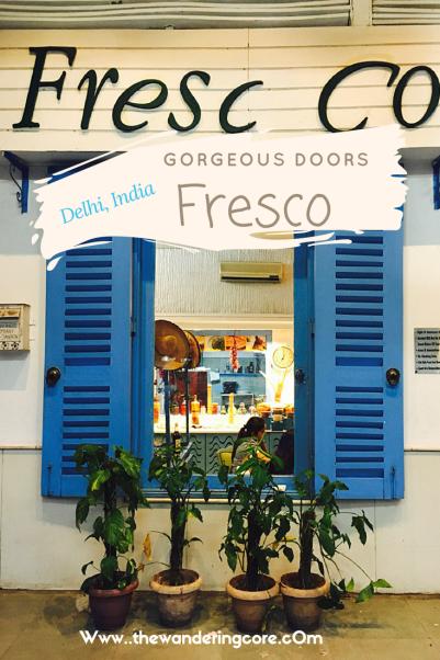 Fresco Doors - Delhi, India