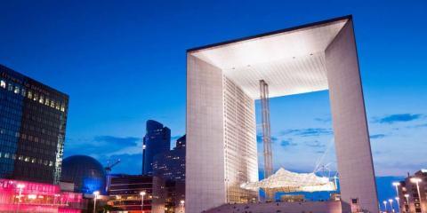 grande-arche-de-la-defense-paris-france | La Grande Arche de la Défense