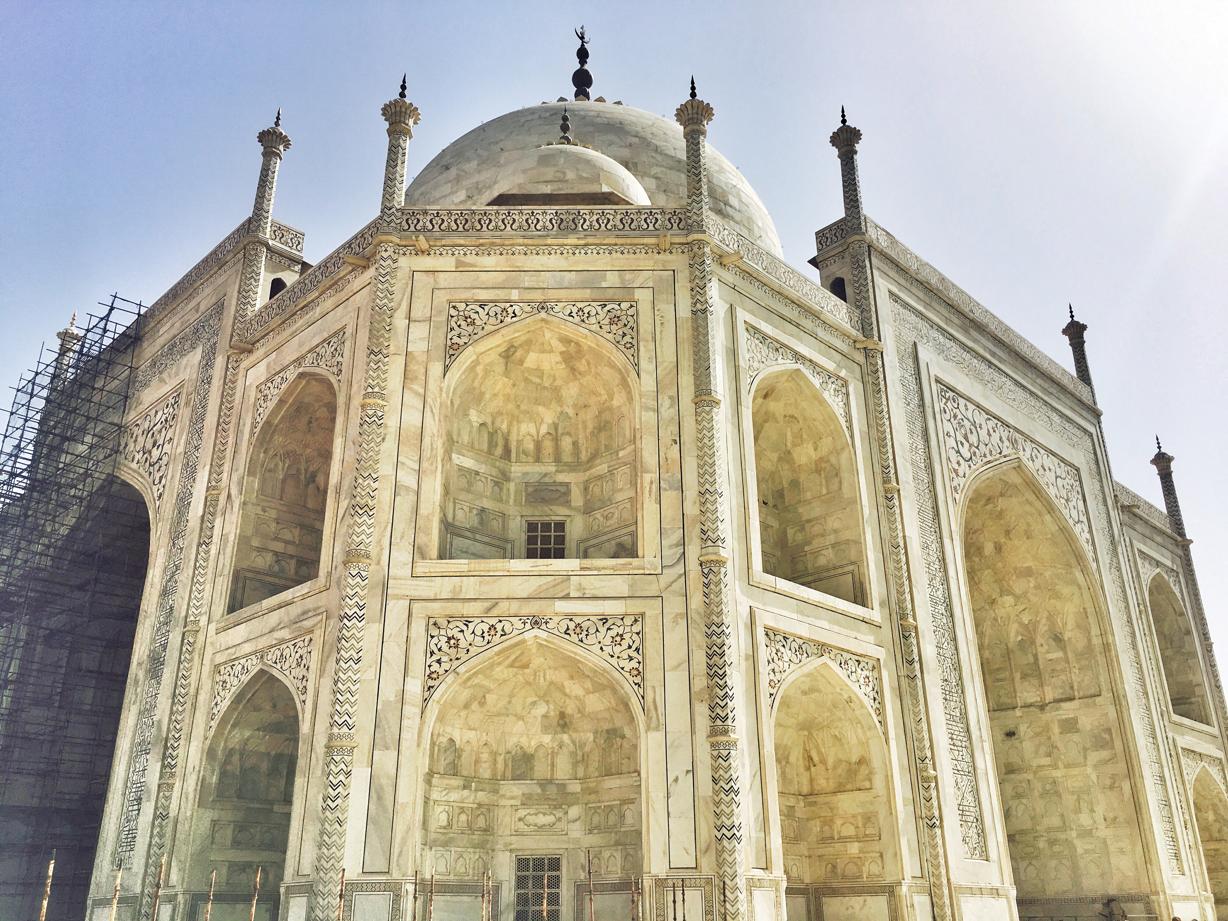 Taj Mahal - The Mausoleum for the iconic love story - The Wandering Core