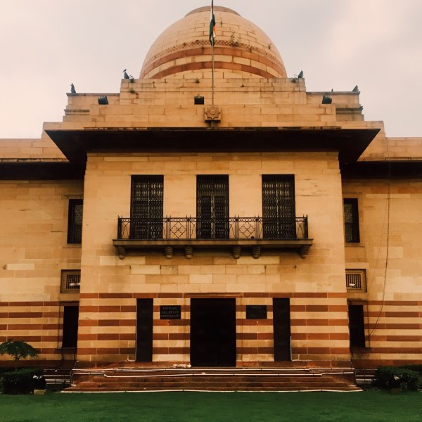 National gallery of modern art Delhi India