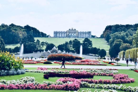 Places to visit in Vienna in 2 days | Schonbrunn Palace - Gloriette - Vienna-Austria