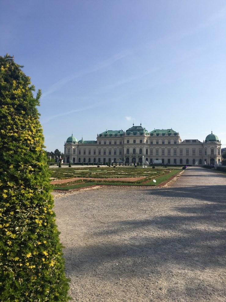 Belvedere-Palace-vienna-austria-europe-museum-garden