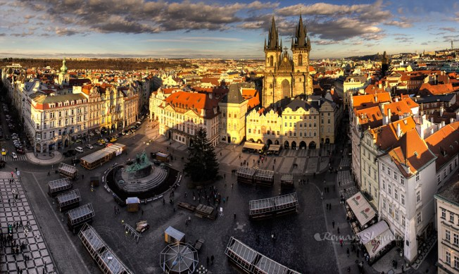 View-from-Old-Town-Hall-Tower-in-Prague