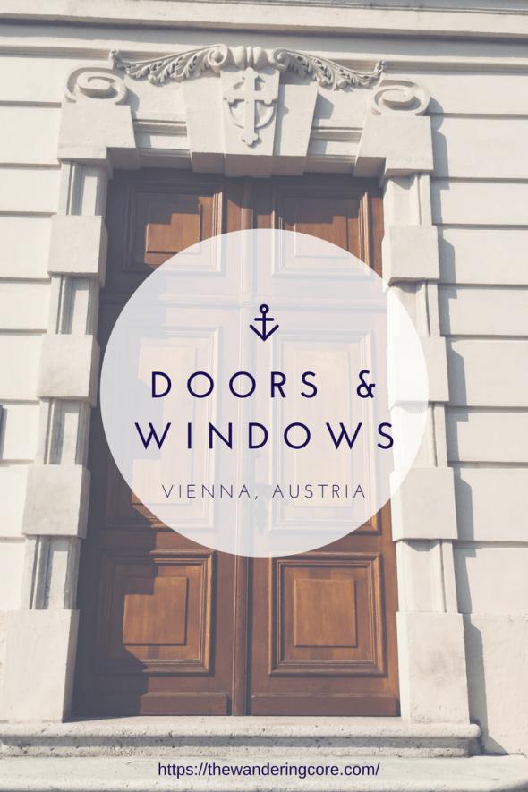 Doors & Windows from Vienna, Austria, Europe   beautiful doors of Vienna