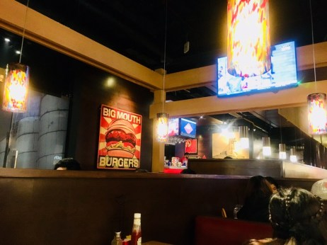 Chili's Grill and Bar Delhi Review Chilis decor Delhi India