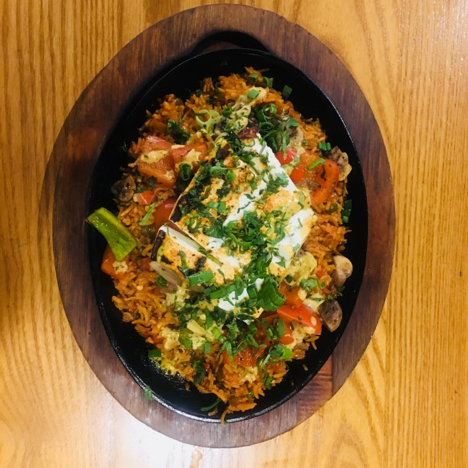 Chili's Grill and Bar Delhi Review