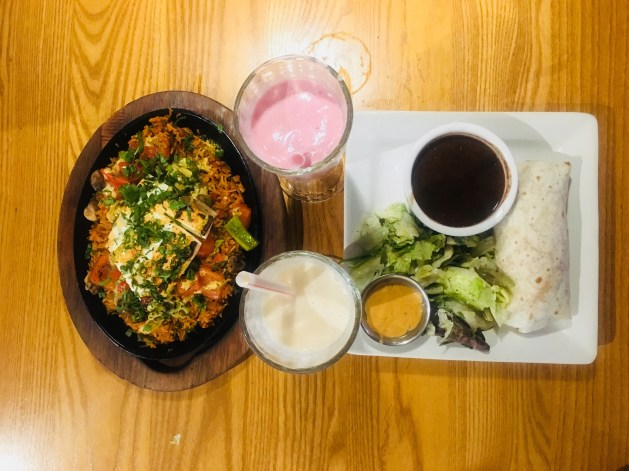 Chili's Grill and Bar Delhi Review