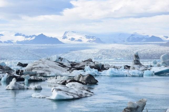 Europe Bucket List   Glacier lagoon in Iceland