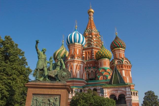 Europe Bucket List | Russia