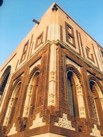 Qutub Minar, Delhi, India    Architecture in ruins