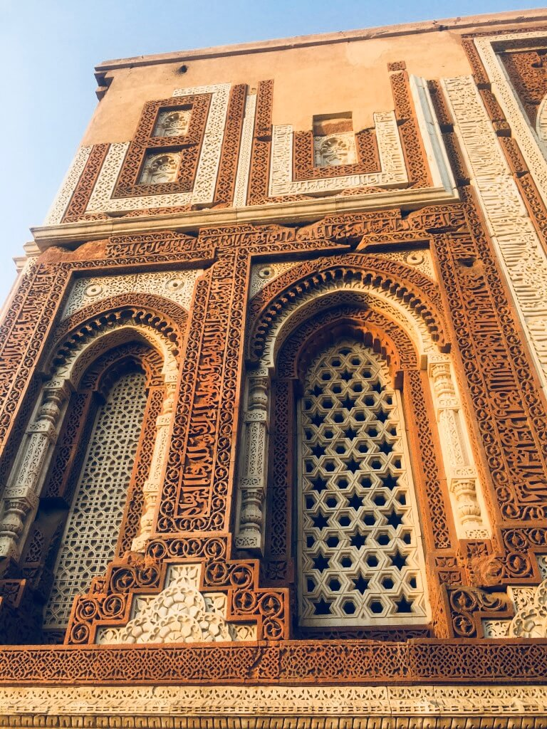 Qutub Minar, Delhi, India    Historic Architecture