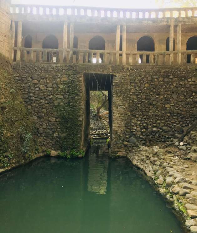 things to do in Chandigarh | Rock Garden Phase 2 - Canal, Chandigarh India