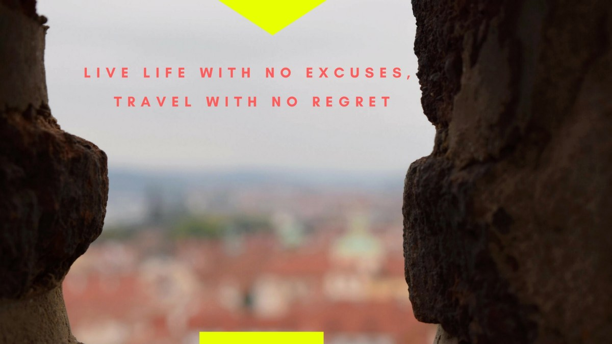 My favorite inspiring travel quotes