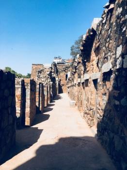Madrassa at The Hauz Khas Fort