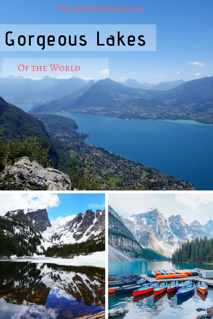 Most beautiful lakes in the world | beautiful lakes in the world | Best lakes in the world | Best Lakes of the World | Gorgeous lakes | World Lakes | Beautiful Lakes around the world