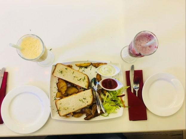 The Crown Patisserie Chandigarh - Food