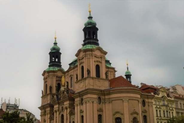 prague-town-square-building | Prague Itinerary | What to do in Prague in 2 days