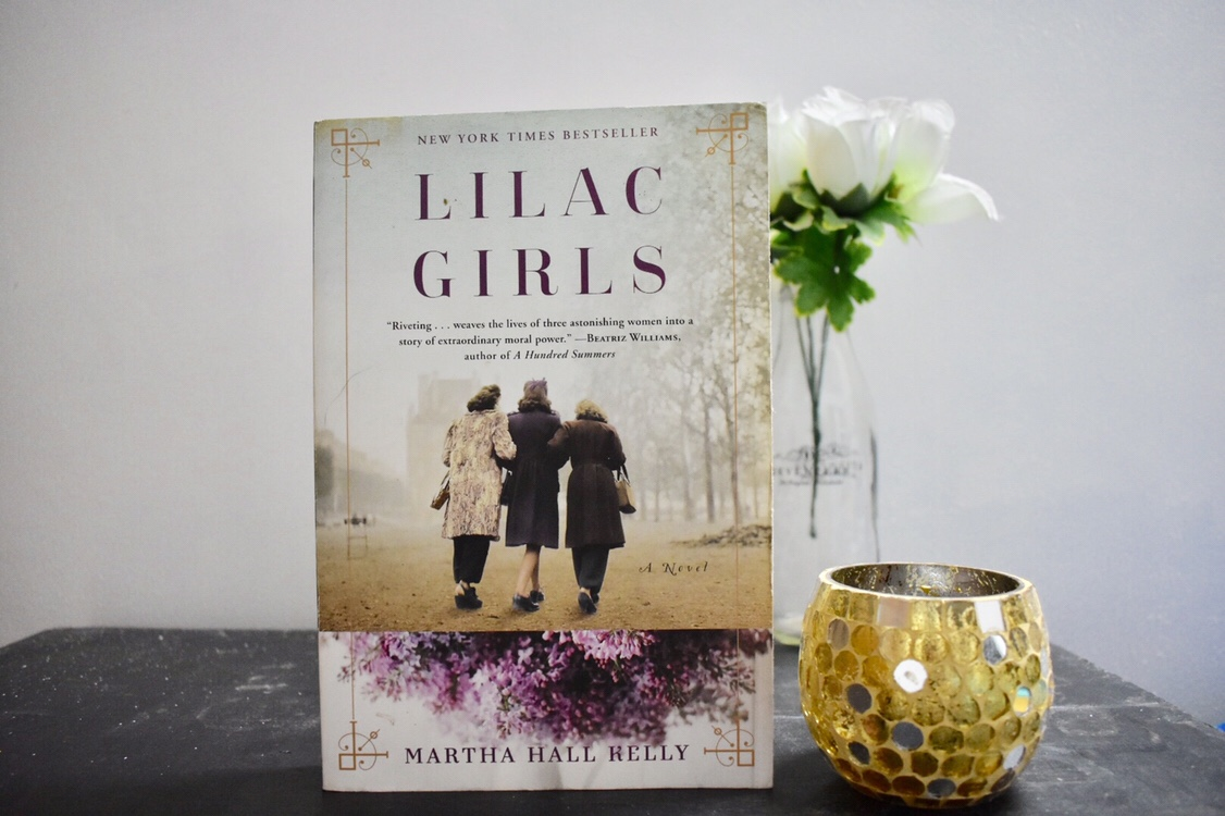 Martha Kelly's Lilac Girls Book Review