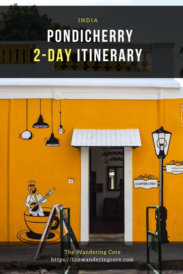 Pondicherry itinerary for | Pondicherry Itinerary for 2 days or more | pondicherry travel | pondicherry travel guide