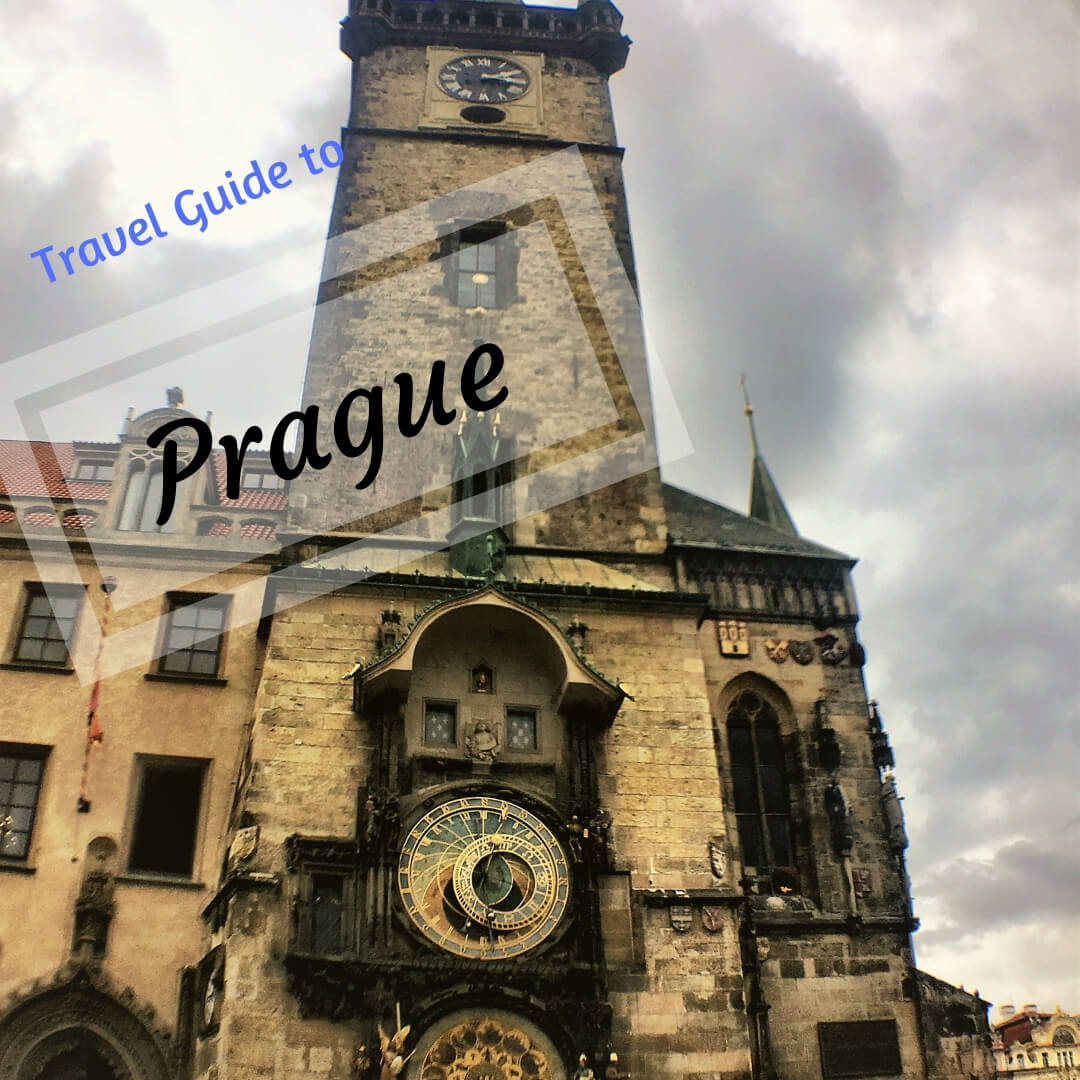 Prague Itinerary - The Wandering Core