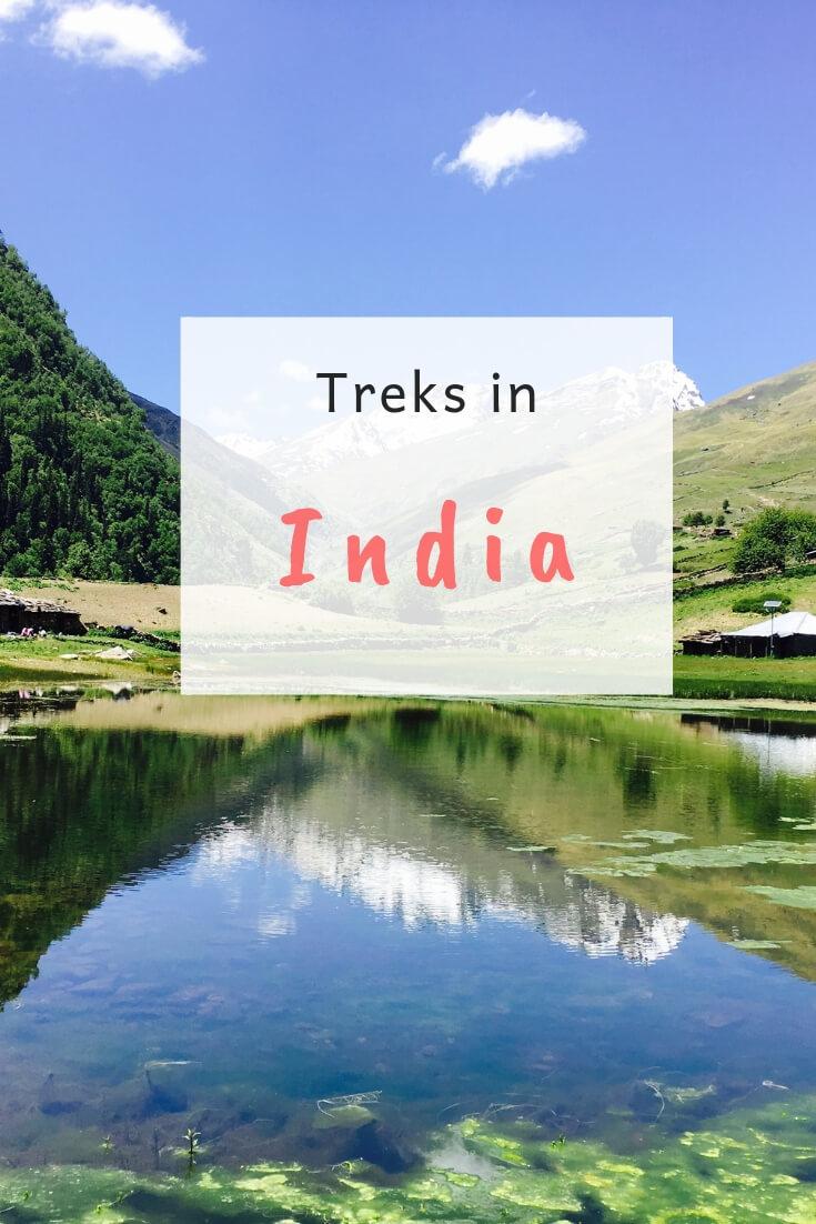 Treks in India | Must-do treks in India | best trekking places in India | trekking places in India | Trekking in India | #india #treks