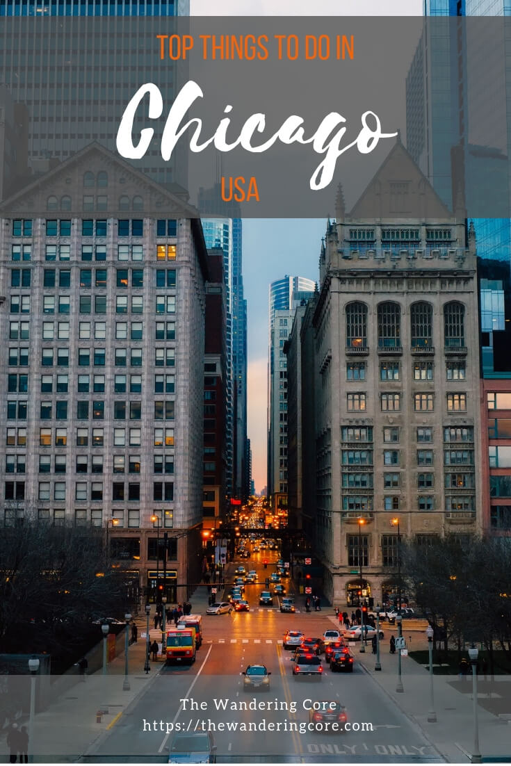 Chicago is a great city to visit by yourself! Check out this Chicago travel guide about the top things to do in Chicago! Chicago solo travel | Chicago Travel guide | Travel to Chicago | Best things to do in Chicago when travelling alone | Top things to do in Chicago when travelling alone | #chicago #usa #travel Less