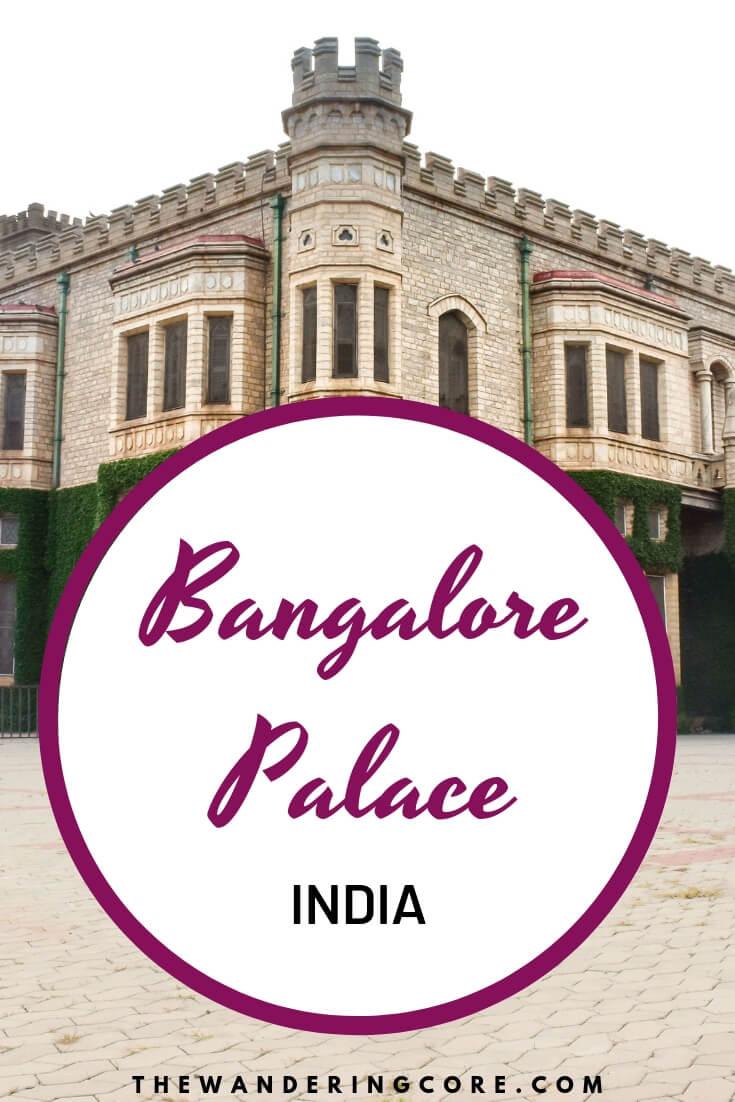 Bangalore Palace | Karnataka | India | asia #bangalorepalace #karnataka #india