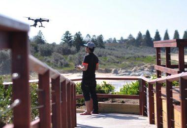 Flying Drones in Australia