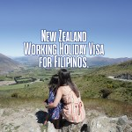 NZ Working Holiday Visa or Filipinos