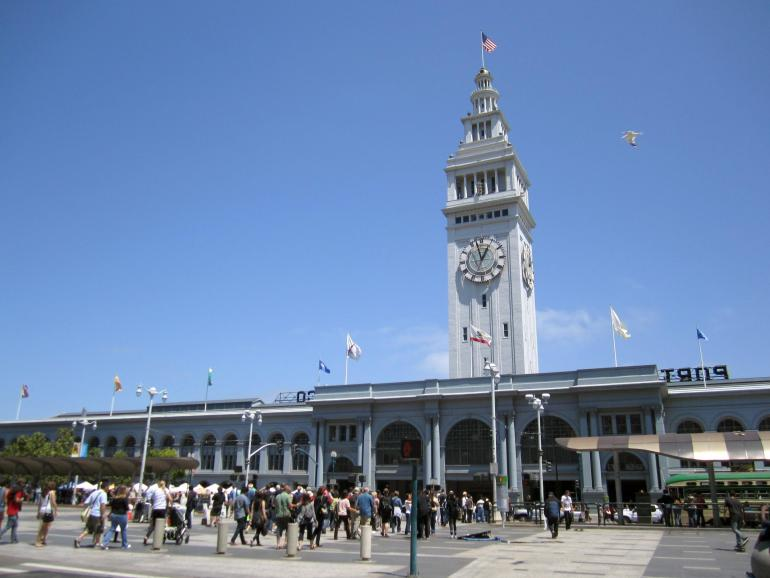 Ferry building