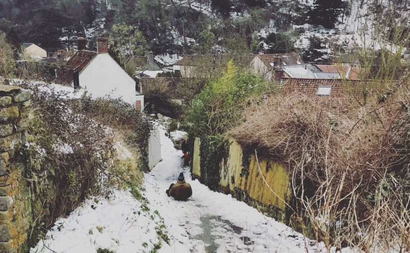 Photo Diary – Cheddar in the Snow