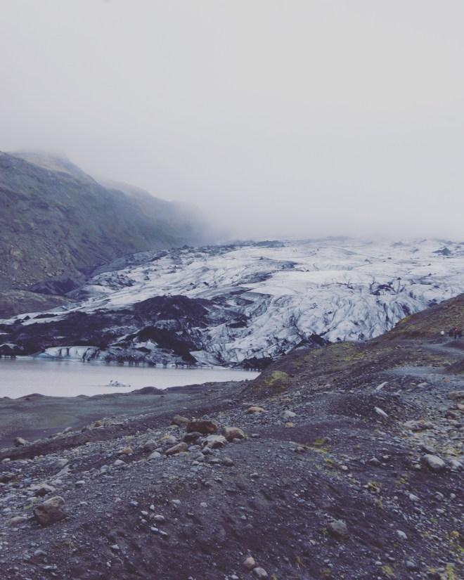 Sólheimajökull - 38 photos to visit iceland from the wandering darlings