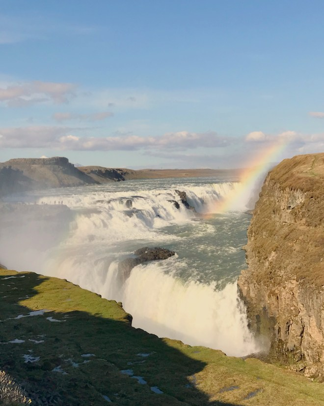 The Queen of all Waterfalls- Gullfoss. 38 photos to visit iceland from the wandering darlings