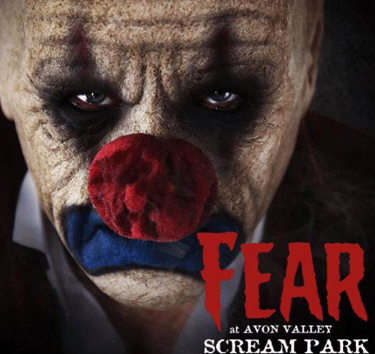 Review- Fear At Avon Valley- Bristol's Scariest Attraction this October
